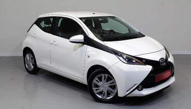 Toyota Aygo En Venta En Benifai U00f3  Valencia